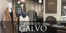 BOUTIQUE GALVO TOP用
